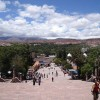 Humahuaca plaza